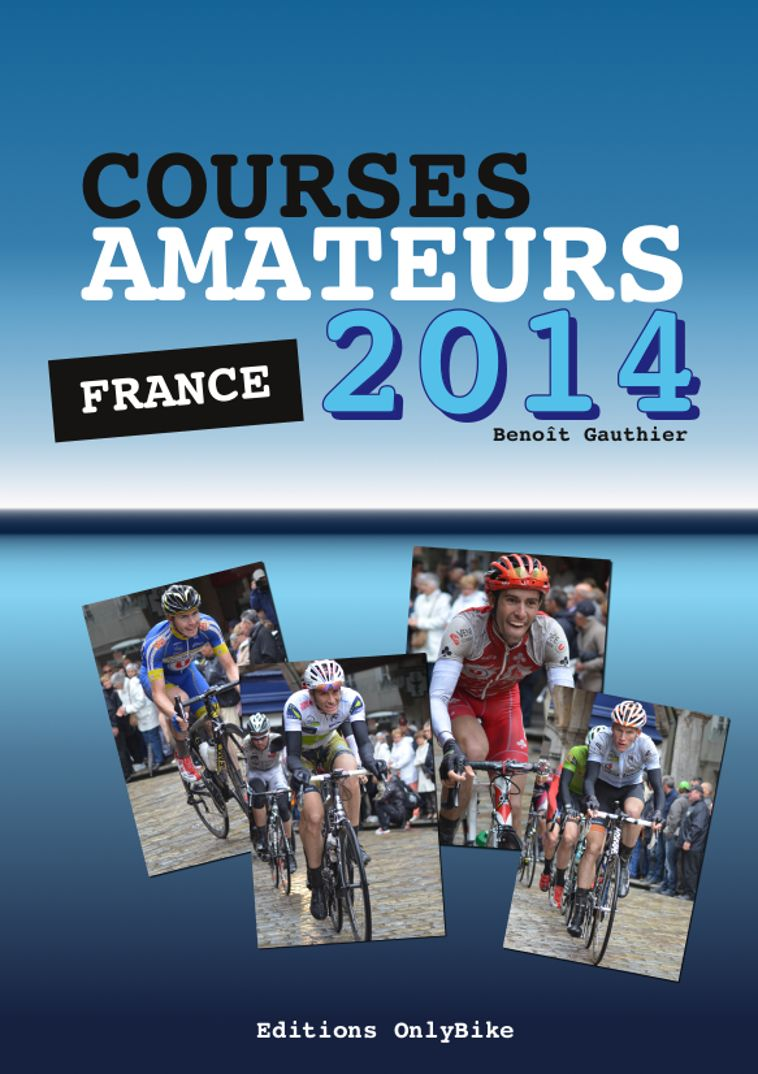 Couverture de Courses amateurs 2014