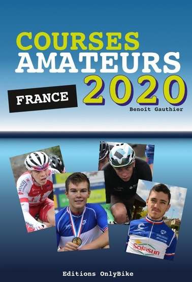 Couverture de Courses amateurs 2020